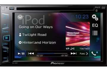 pioneer touch screen units