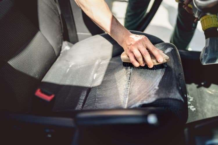 Best Product to Clean Leather Car Seats