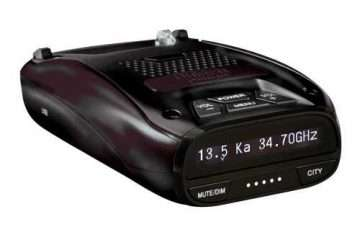 Uniden DFR6 Radar Detector Review