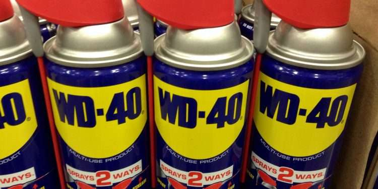 Will WD-40 Damage Car Paint?