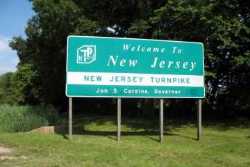 Are radar detectors legal in New Jersey?