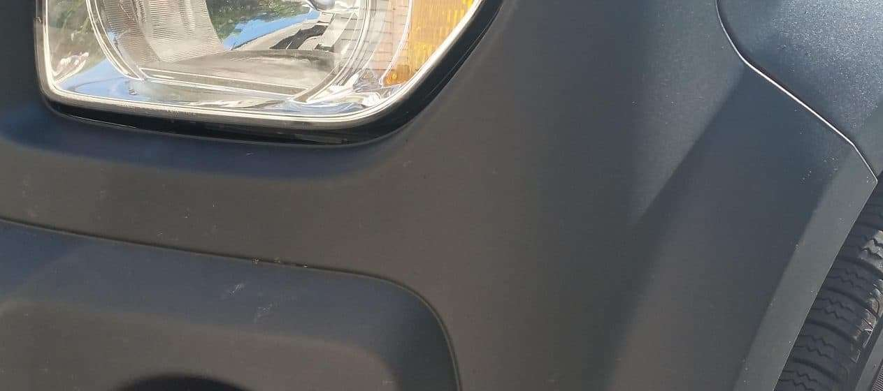 How To Remove Scratches From Black Plastic Bumpers