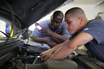 best automotive technology colleges in the US