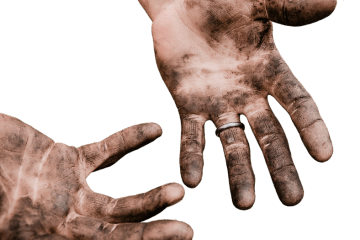 how to clean mechanic hands