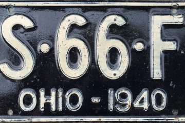 Is there a grace period for expired tags in Ohio?