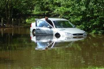 Can a Car Ever Be Used Again After Being Flooded?