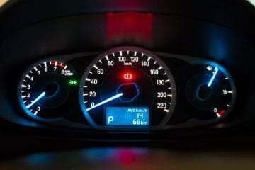 How to reset a Ford Instrument Cluster?