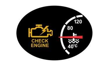 how long can you drive with check engine light on
