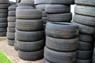 How Long Do Tires Last In Storage?