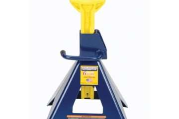 Hein-Werner Blue & Yellow 6 Ton Jack Stands