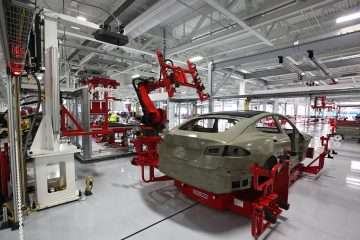 How Many Factories Does Tesla Have?