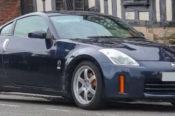 How much horsepower does a 350z have?