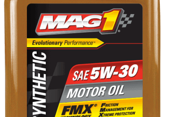 MAG 1 Full Synthetic SAE 5W-30 SM Motor Oil Review