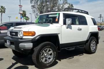 Why Did Toyota Stop Making the FJ Cruiser?