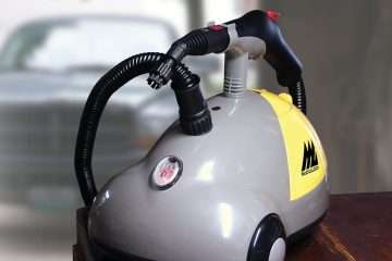 McCulloch MC1275 Heavy-Duty Steam Cleaner — A Review