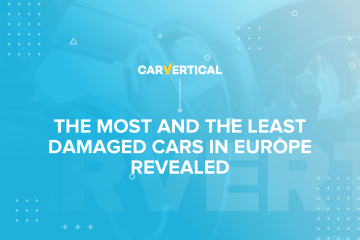 The Most and The Least Damaged Cars in Europe Revealed